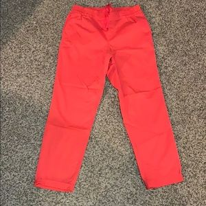 Old navy elastic waist ankle pants